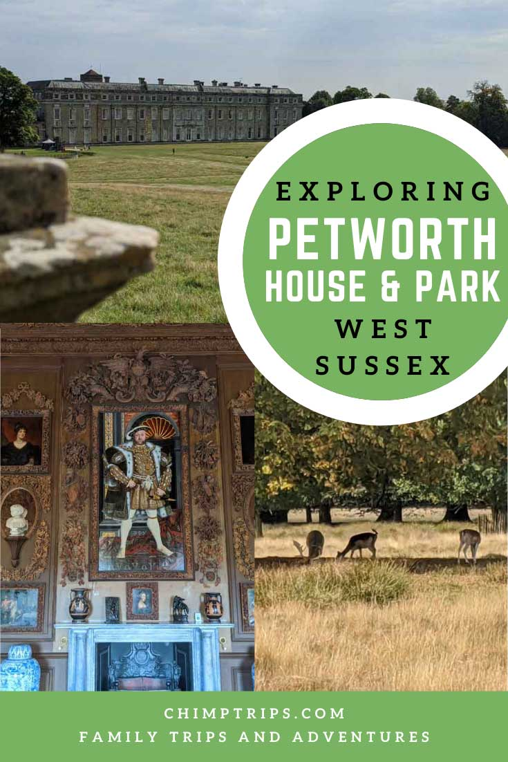 Pinterest: Exploring Petworth Park and Deer Park, West Sussex