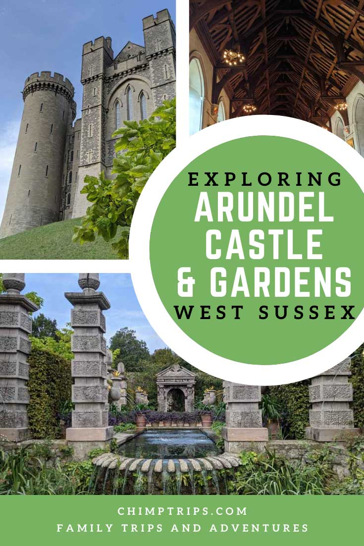 Pinterest Exploring Arundel Castle and Gardens, West Sussex