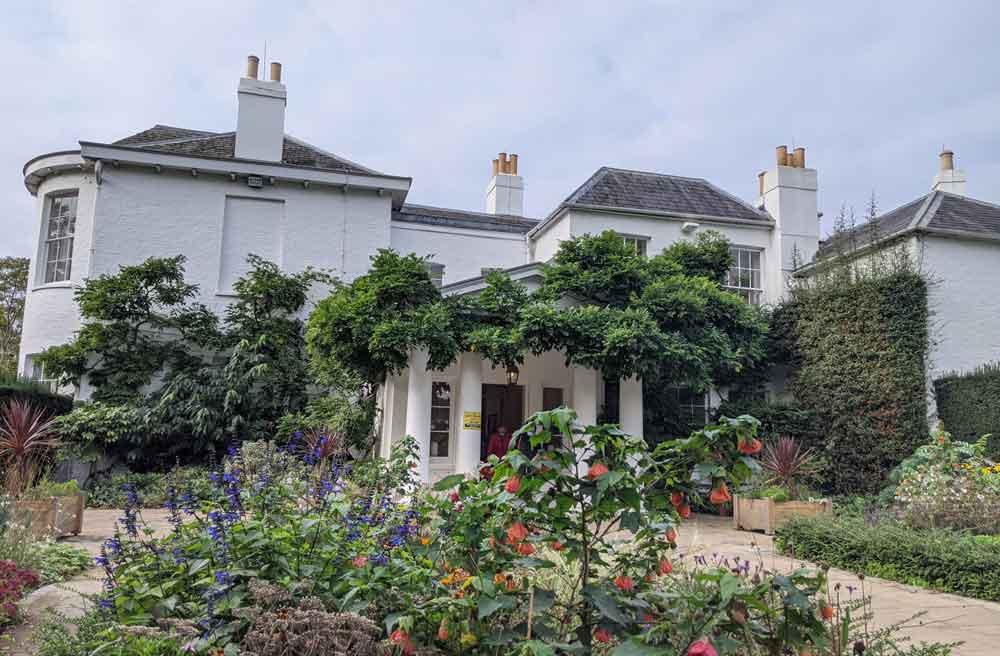 Pembroke Lodge, Richmond Park, London, UK