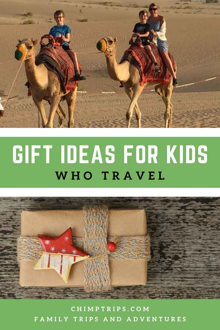 Pinterest Gift ideas for kids that travel