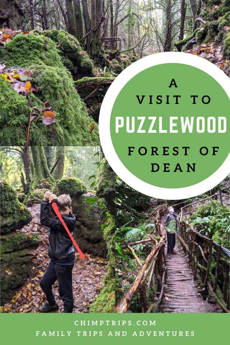 Pinterest: A magical visit to Puzzlewood, Forest of Dean