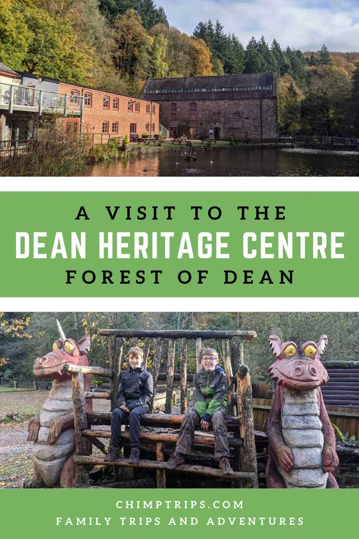 Pinterest: A visit to the Dean Heritage Centre, Forest of Dean, Gloucestershire, UK