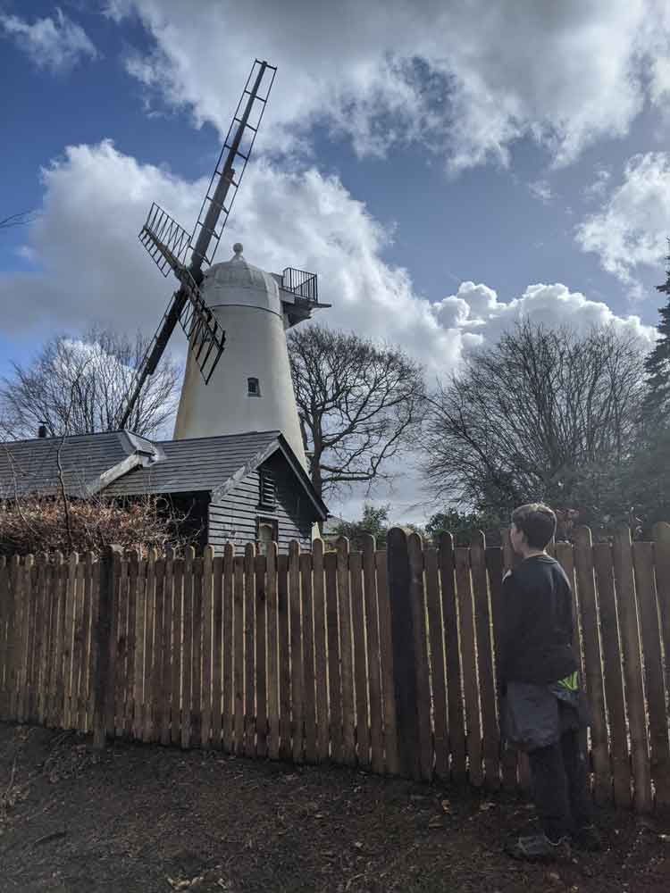 Ewhurst Windmill, Ewhurst, Surrey