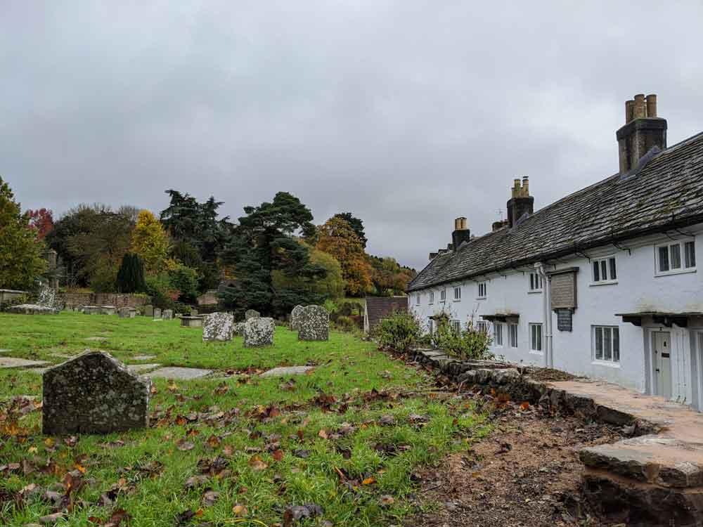 Newland Almshouses, Wye Valley, Gloucestershire, UK