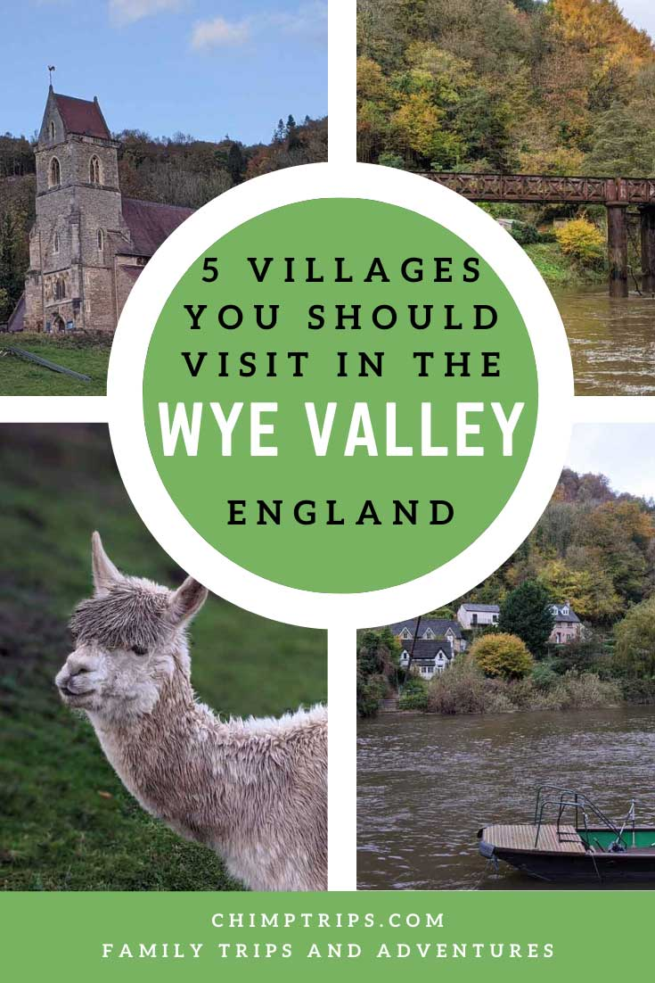Pinterest: 5 Villages you should visit in the Wye Valley England