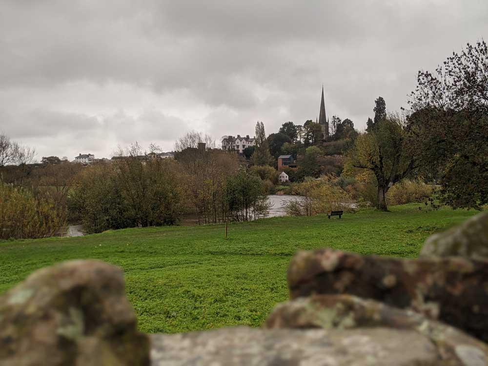 Ross on Wye, Wye Valley, Herefordshire, UK