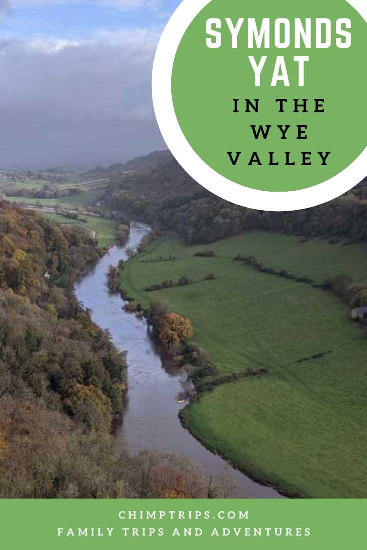 Pinterest: Symonds Yat in the Wye Valley