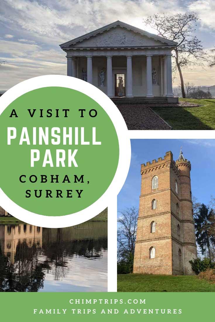 Pinterest: A visit to Painshill Park, Surrey, UK