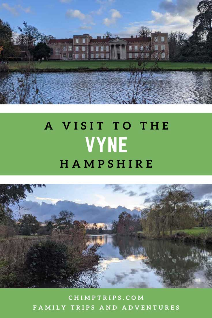 Pinterest: A visit to the Vyne, Hampshire