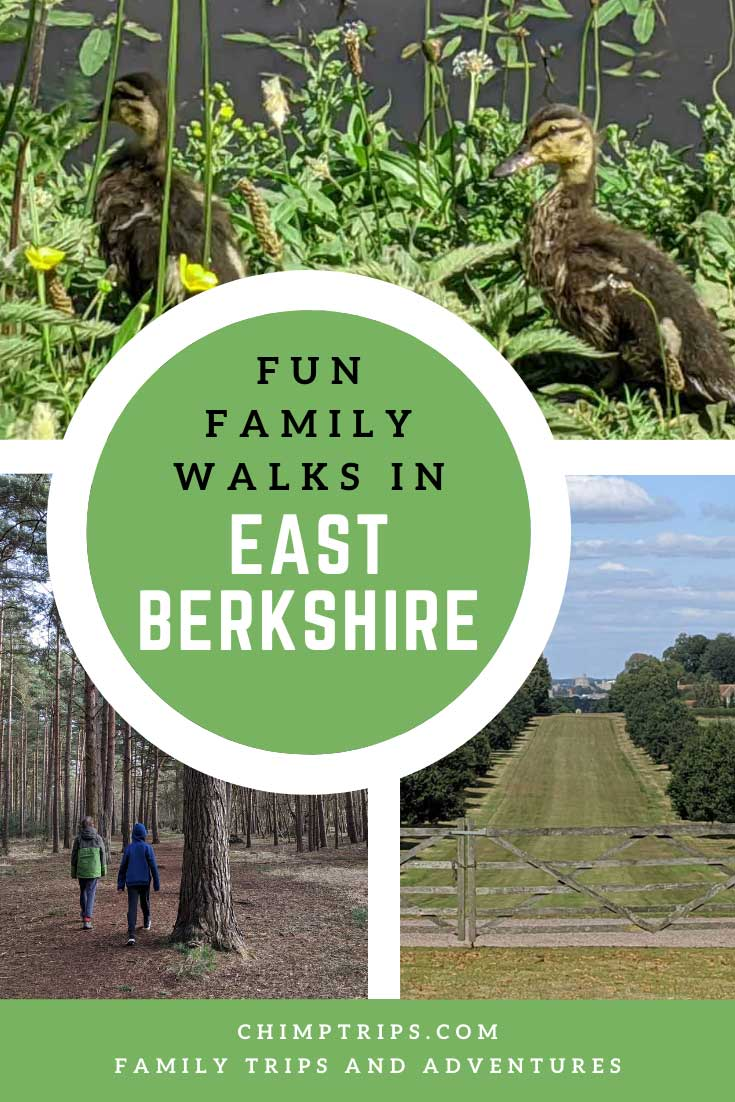 Pinterest: Fun Family Walks in East Berkshire