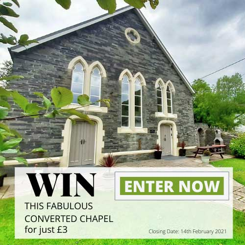 JERUSALEM CHAPEL COMPETITION