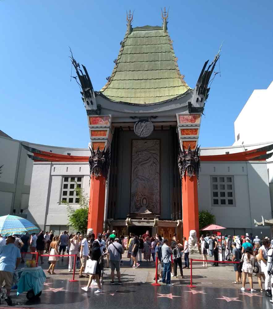 Chinese Theatre, Los Angeles, California