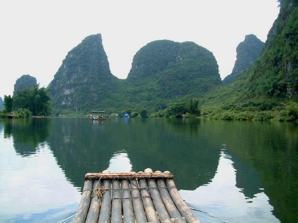 Li River Cruise, Dragon River, China