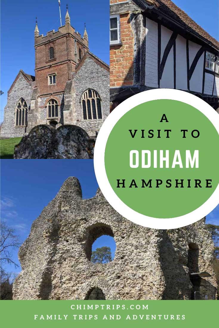 Pinterest: A visit to Odiham, Hampshire, UK