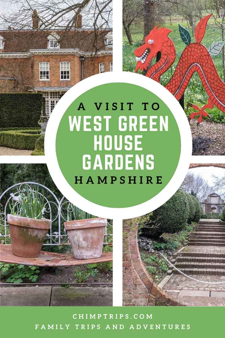 Pinterest: A visit to West Green House, Hampshire, UK