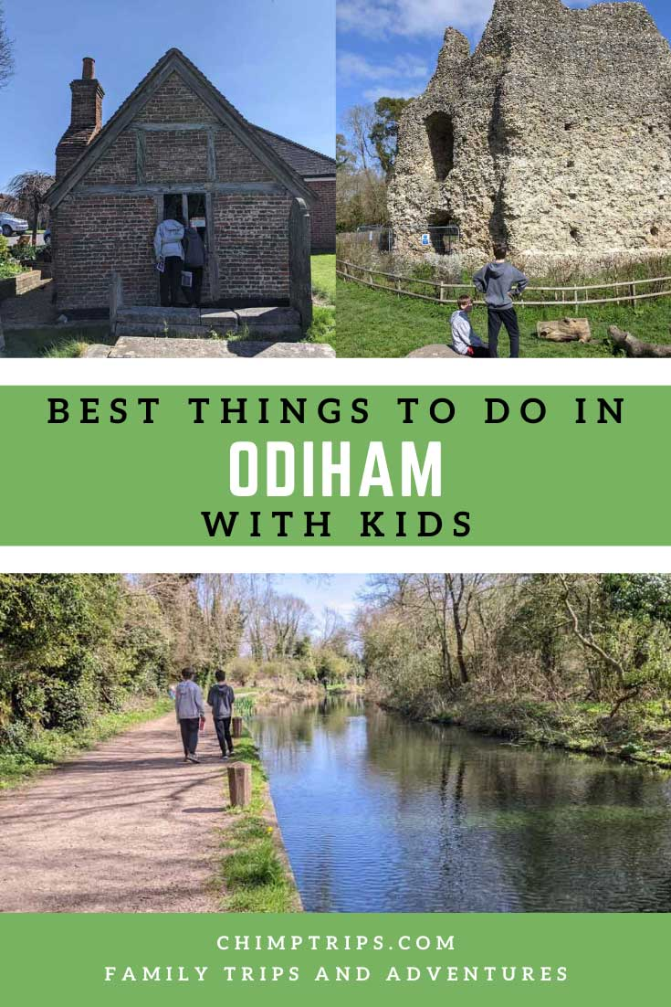 Pinterest: Best things to do in Odiham with Kids