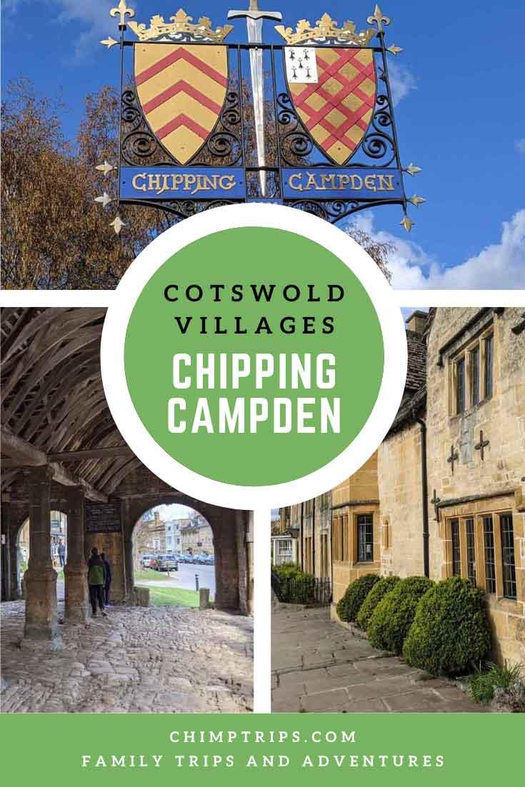 Pinterest: Cotswolds villages, Chipping Campden, Cotswolds, UK