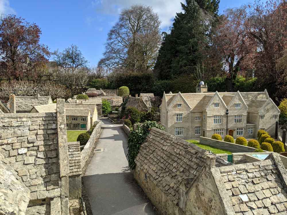 Model Village, Bourton on the Water, Cotswold, UK