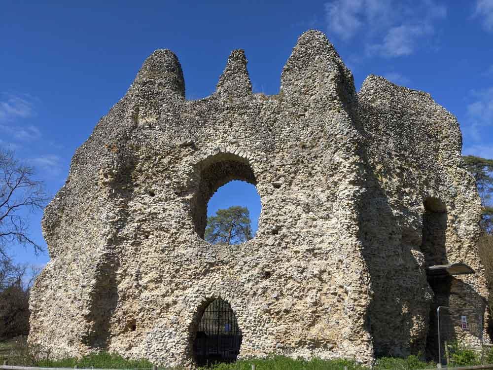 Odiham Castle, Odiham, Hampshire, UK