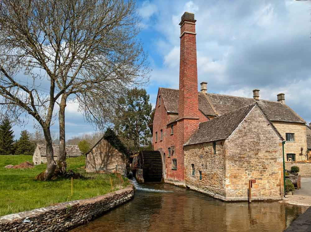 The Mill at Lower Slaughter, Cotswolds, UK