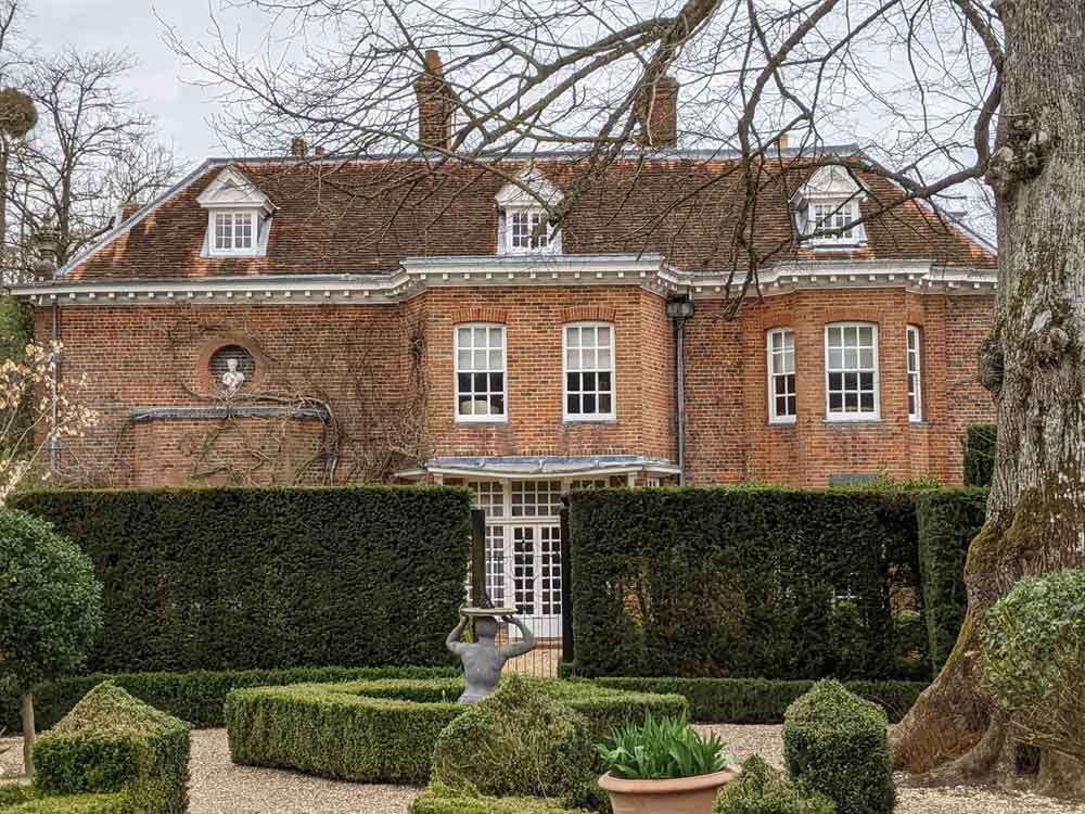 West Green House, Hampshire, UK