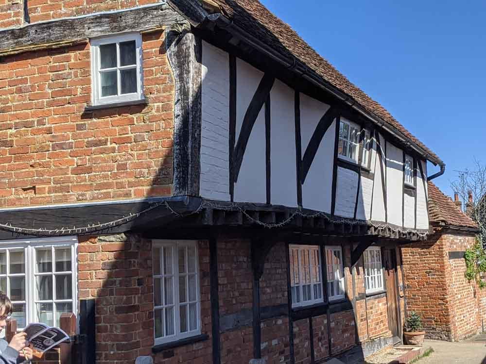 Historic Odiham, Odiham, Hampshire, UK