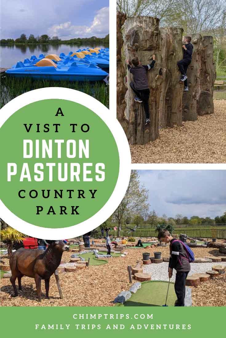 Pinterest: A visit to Dinton Pastures, Berkshire, UK