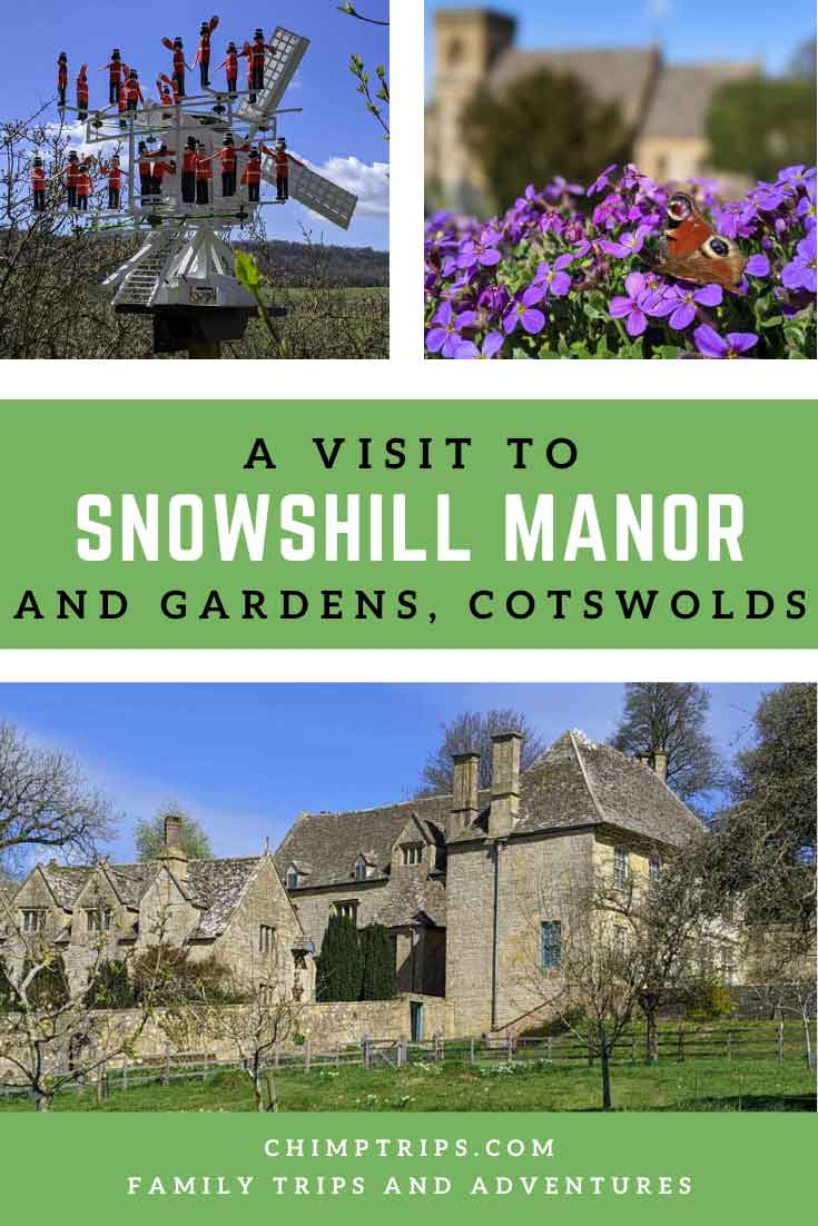 A visit to Snowshill Manor, Cotswold, UK