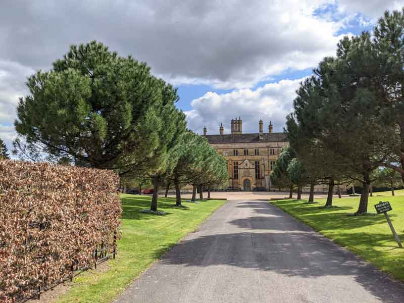 Batsford House, Batsford, Cotswolds, UK