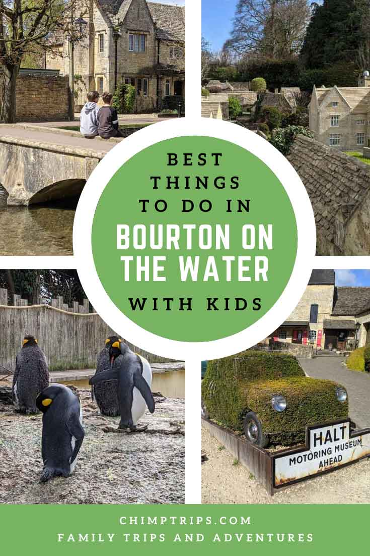 Pinterest: Best things to do in Bourton on the Water