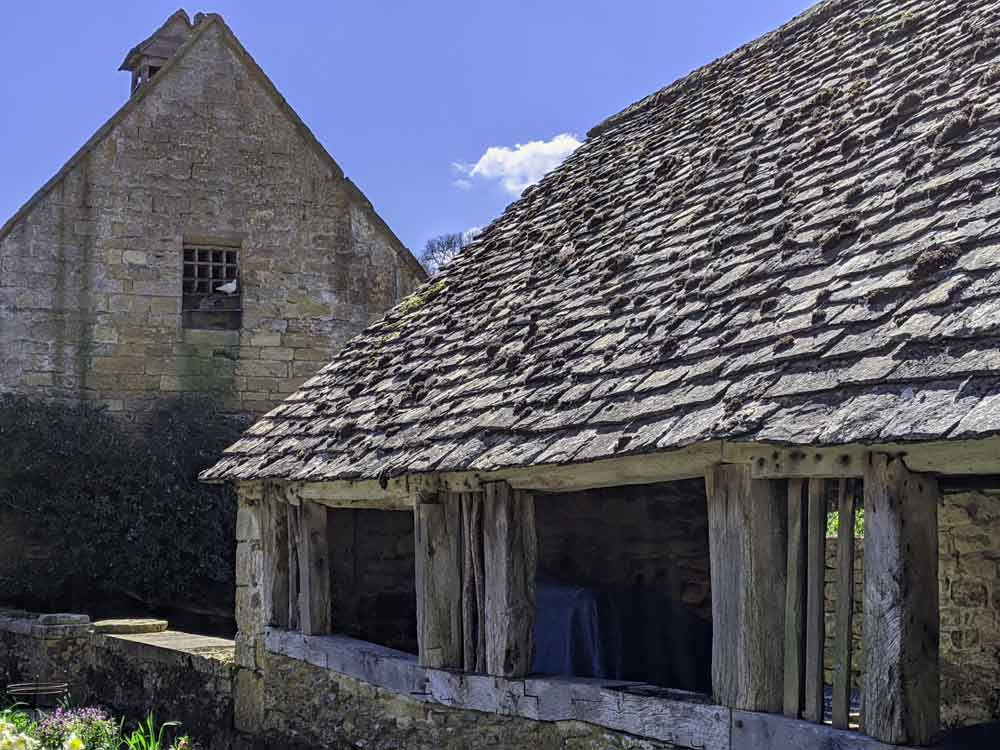 Dove Cote at Snowshill Manor, Cotswold, UK