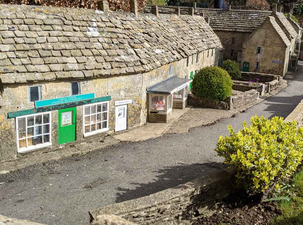 Model Village at Bourton On the Water, Cotswolds, UK