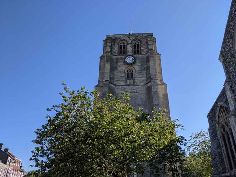 Beccles Bell Tower, Beccles, Suffolk, UK