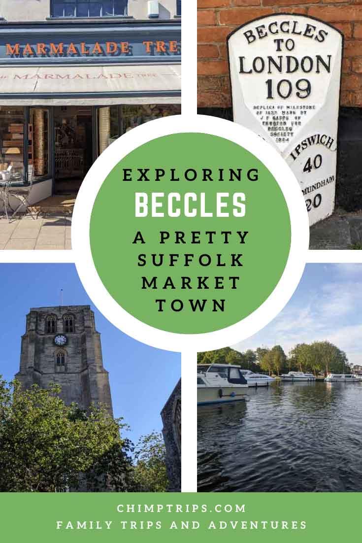 Pinterest: Exploring Beccles a pretty Suffolk Market Town