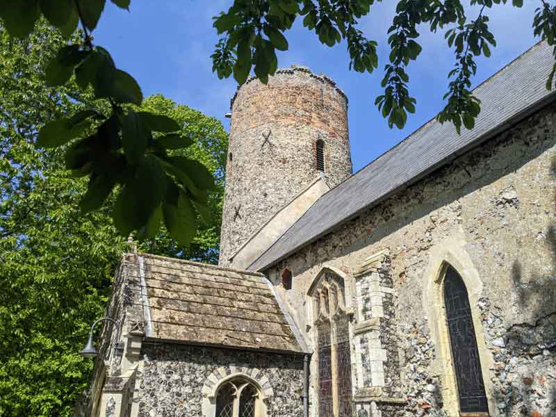 Peter and Paul Church, Norfolk, UK