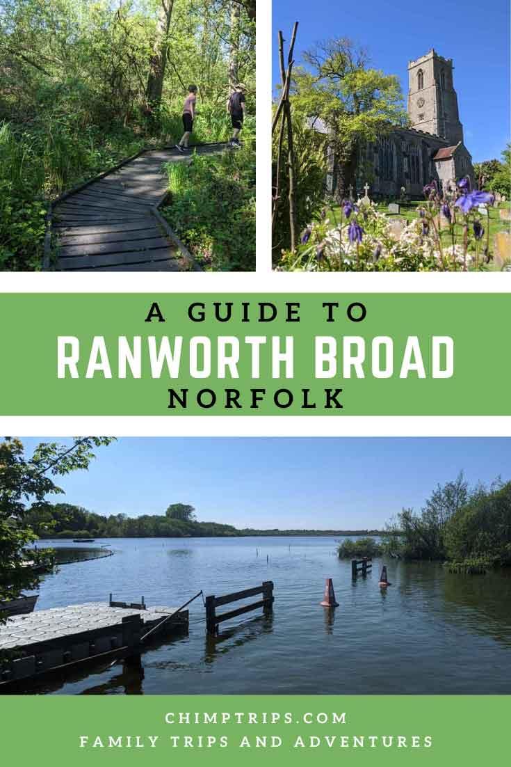 Pinterest: Ranworth Broad, Norfolk, UK