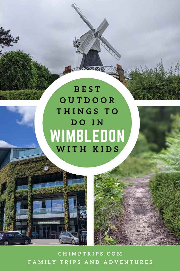 Pinterest: Best outdoor things to do in Wimbledon with Kids