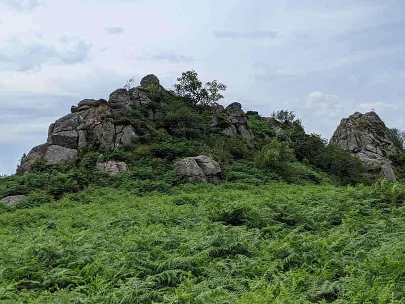 Greator Rocks, Dartmoor, UK