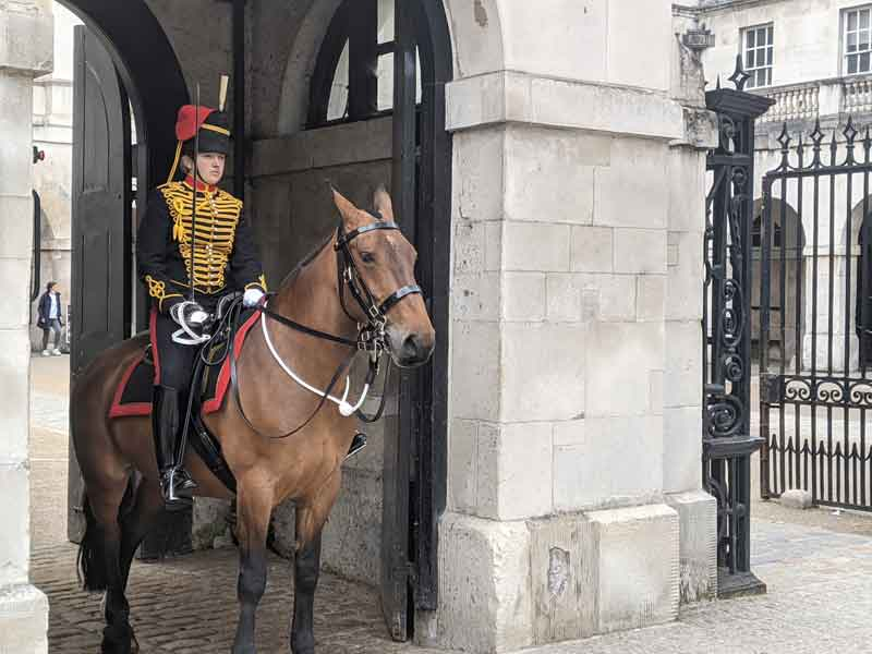 Horse Guards Parade, London, UK