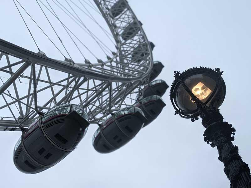 London Eye Pods, London, UK