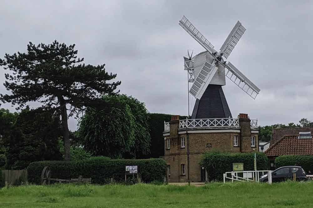Wimbledon windmill museum, Wimbledon UK