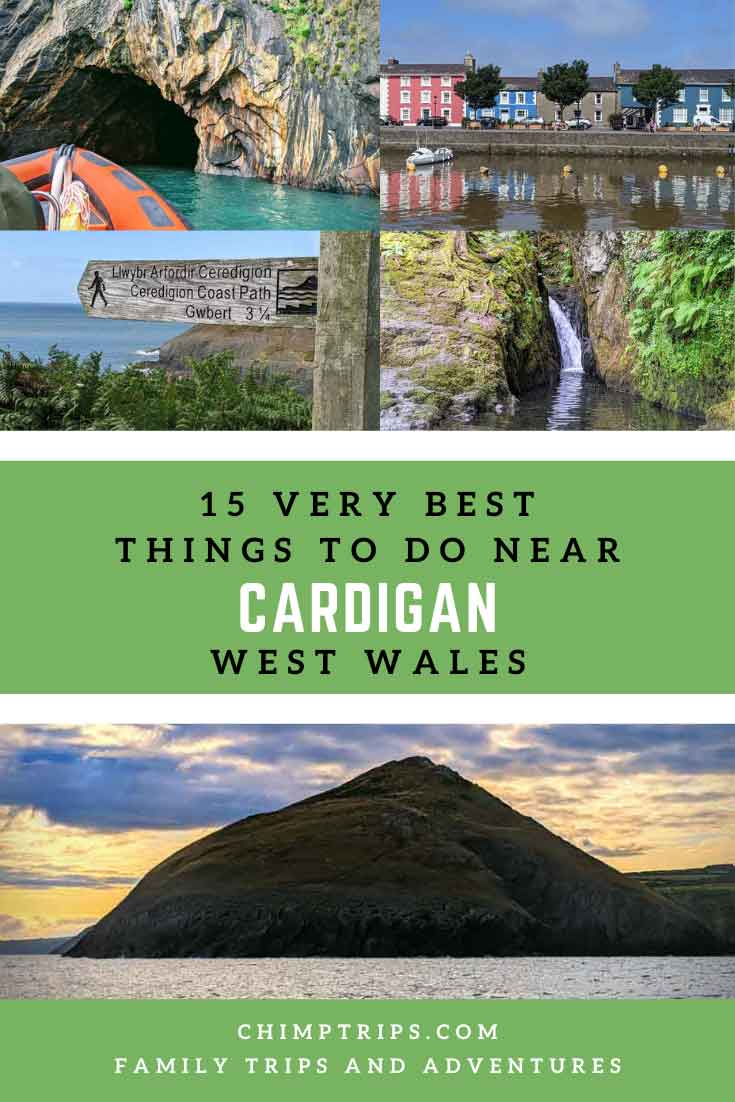 Pinterest: 15 very best things to do near Cardigan, West Wales