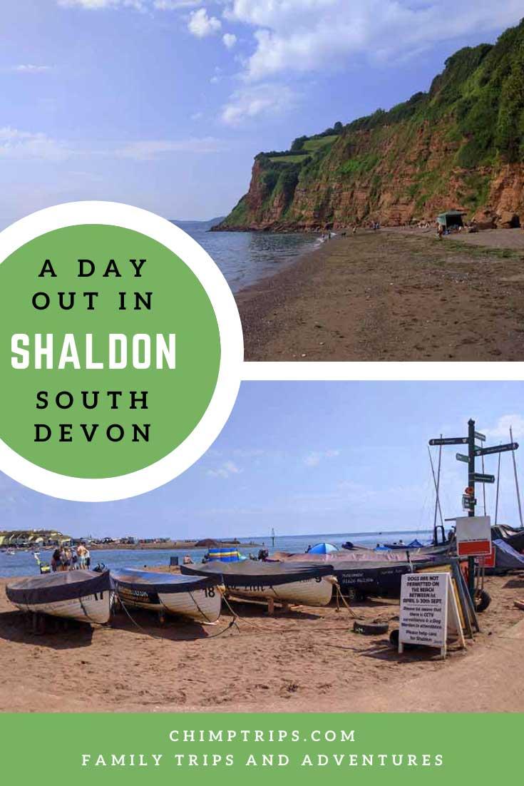 Pinterest: A day out in Shaldon, South Devon