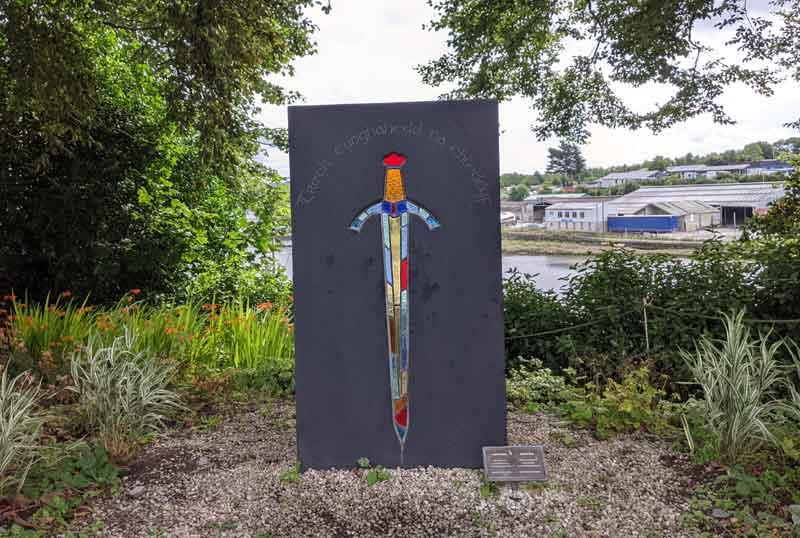 Cardigan Castle Sword. Wales
