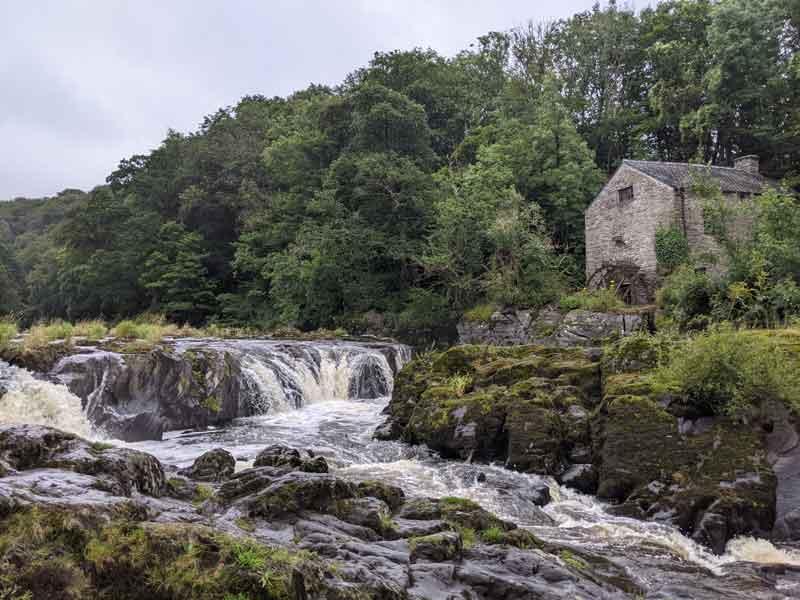 Cenarth Falls, Wales