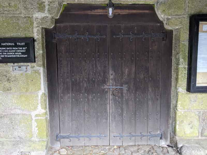 Church House, Widecombe, Dartmoor, UK