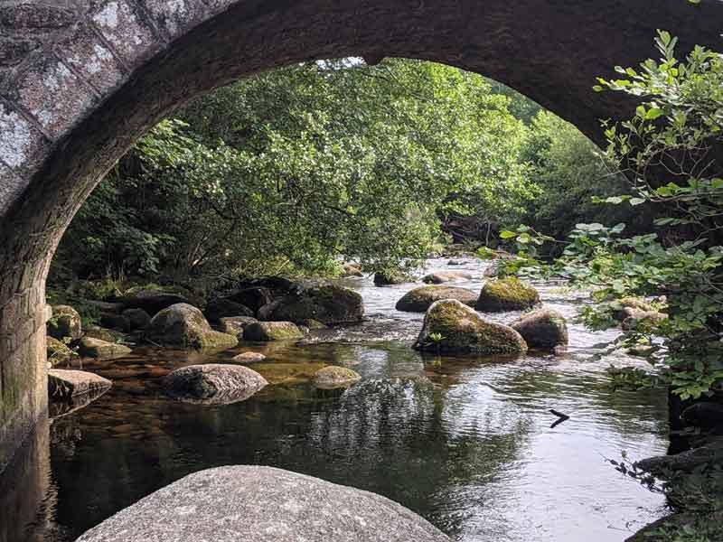 Dartmeet, Dartmoor, UK