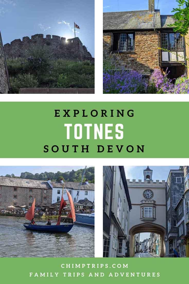 Pinterest: Exploring Totnes, South Devon, UK
