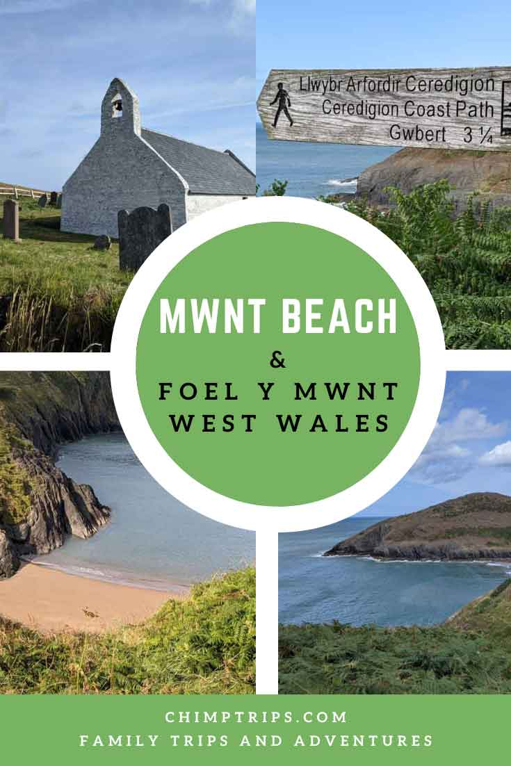 Pinterest: Mwnt Beach & Foel y Mwnt, Wales, UK