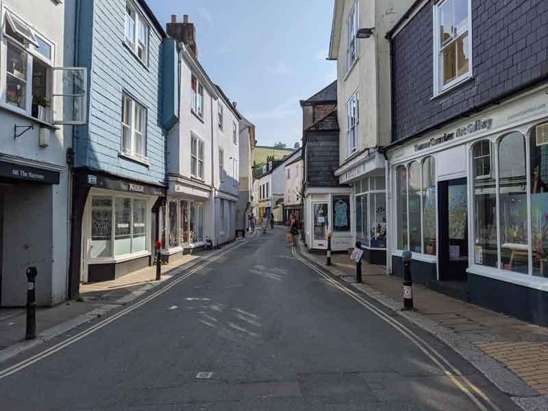 The Narrows, Totnes, Devon, UK